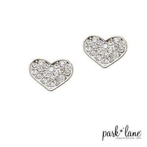 Park Lane Dainty Heart Earrings